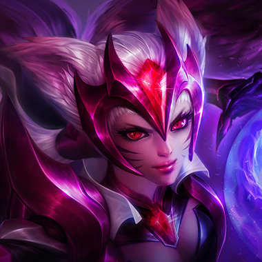 Ahri is all about her charm. Stand behind minions or predict the way she'll  throw it so she can't hit you with a big combo.