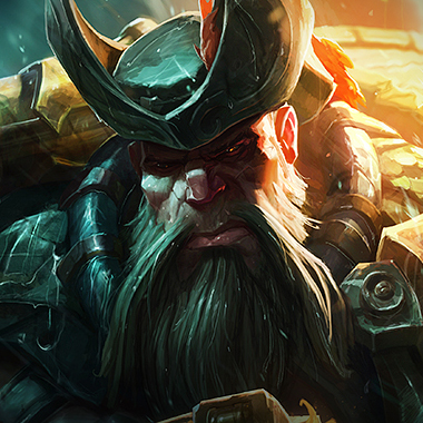 Gangplank Darius Counter Champion