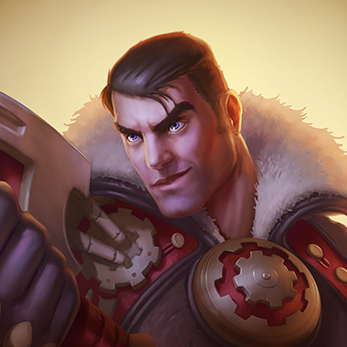 Garen Cho'Gath Counter Champion