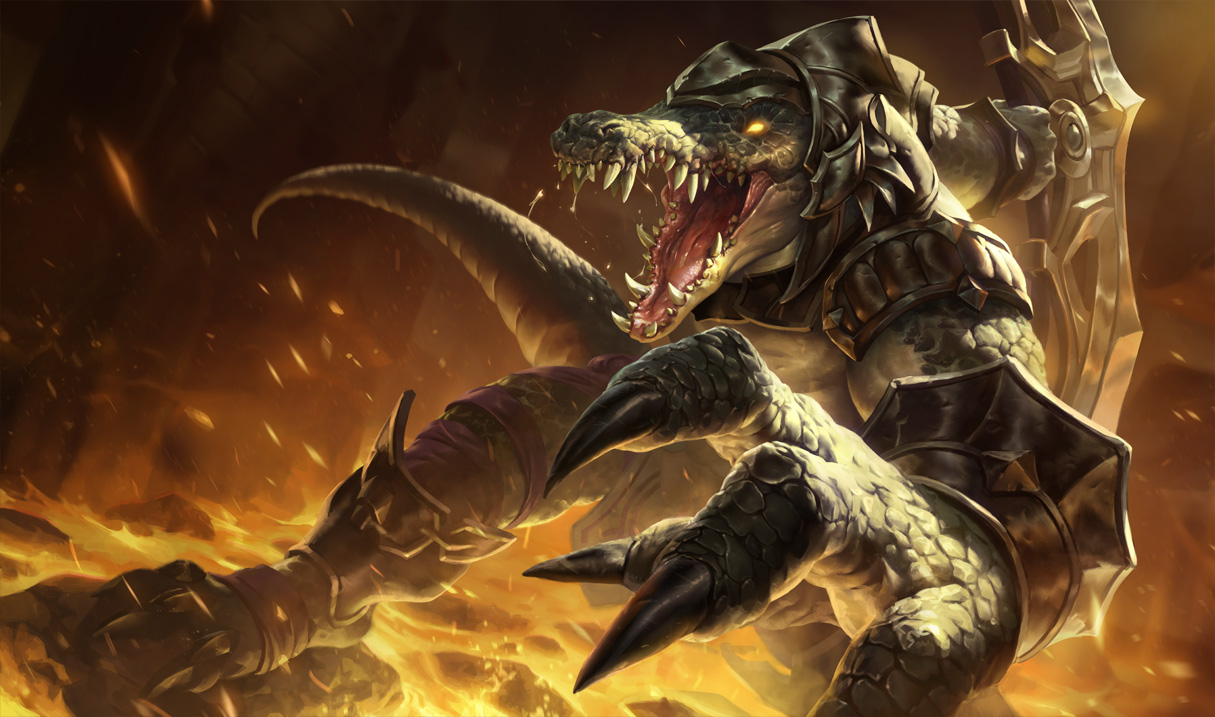 Renekton Counter Tips