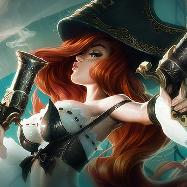 Miss Fortune Build S